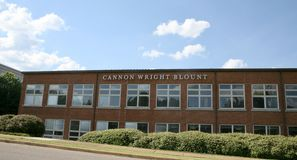 CPA Company of Cannon, Wright & Blount Stock Photos