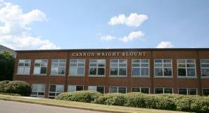 CPA Company de canon, de Wright et de Blount Photos stock