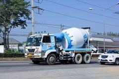 CPAC混凝土具体卡车  图库摄影