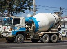 CPAC混凝土制品公司具体卡车  图库摄影