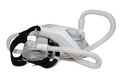 CPAP Photographie stock