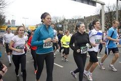 CPC Half Marathon in The Hague Stock Photography