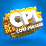 CPL. Business Concept. Royalty Free Stock Photos
