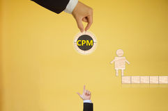 CPM Foto de Stock Royalty Free