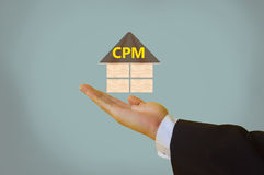 CPM Fotografia de Stock Royalty Free