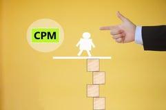CPM Imagens de Stock Royalty Free