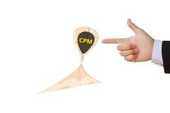 CPM Imagem de Stock Royalty Free