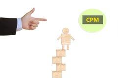 CPM Foto de Stock