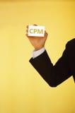 CPM Fotografia de Stock