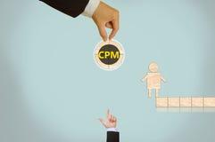 CPM Royalty Free Stock Photo