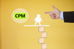 CPM Royalty Free Stock Images