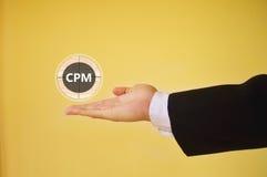 CPM Stock Image