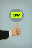 CPM Royalty Free Stock Photography