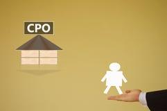 CPO Image libre de droits