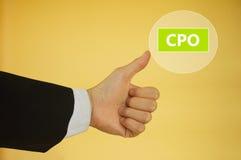 CPO Imagens de Stock Royalty Free