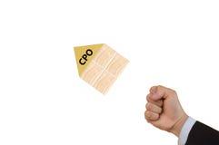CPO Royalty-vrije Stock Afbeelding