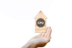 CPO Royalty-vrije Stock Fotografie