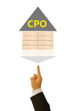 CPO Photos stock