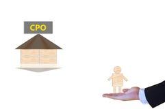 CPO Obrazy Stock