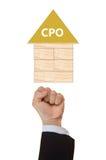 CPO Fotografia de Stock Royalty Free