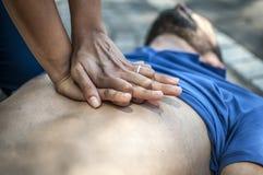 CPR Stockfotos