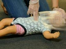 CPR szkolenie Zdjęcie Royalty Free