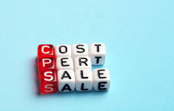 CPS-kubussen Royalty-vrije Stock Fotografie