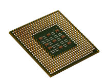CPU Royaltyfri Foto
