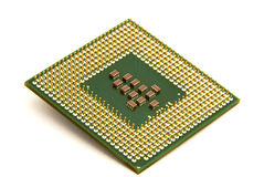 CPU Royalty Free Stock Photos