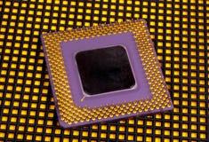 CPU Images libres de droits