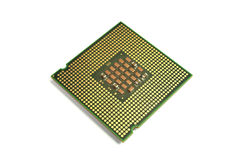 Cpu Stock Image