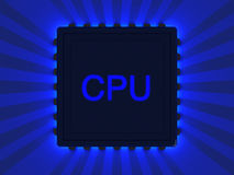 CPU Photo stock