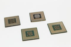 CPU Fotografia Stock