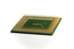Cpu Royalty-vrije Stock Fotografie