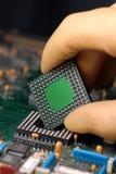 CPU foto de archivo