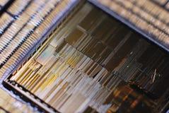 CPU-Auszug Stockbild