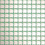 CPU chips, central processor unit, top view. 3d illustration Royalty Free Stock Images