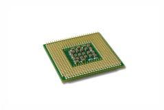 CPU closeup Stock Image
