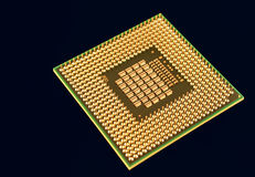 CPU component Royalty Free Stock Photos
