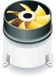 CPU cooler Stock Photos