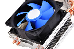 Cpu cooler Royalty Free Stock Photo