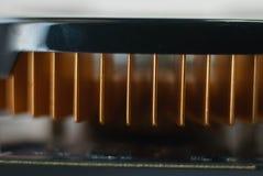 CPU cooler Royalty Free Stock Image