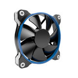 Cpu cooler fan Royalty Free Stock Photography