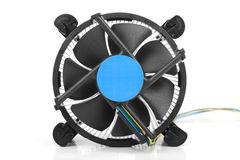 CPU cooler. Royalty Free Stock Photos