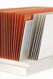 CPU cooler radiator Royalty Free Stock Images