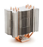 Cpu cooler Royalty Free Stock Images