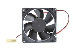 CPU Cooling Fan Royalty Free Stock Photography