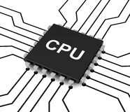 The cpu Stock Photos