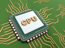 CPU Stock Photography