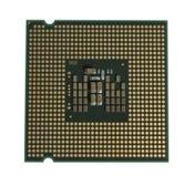 CPU de Cpmputer fotos de archivo